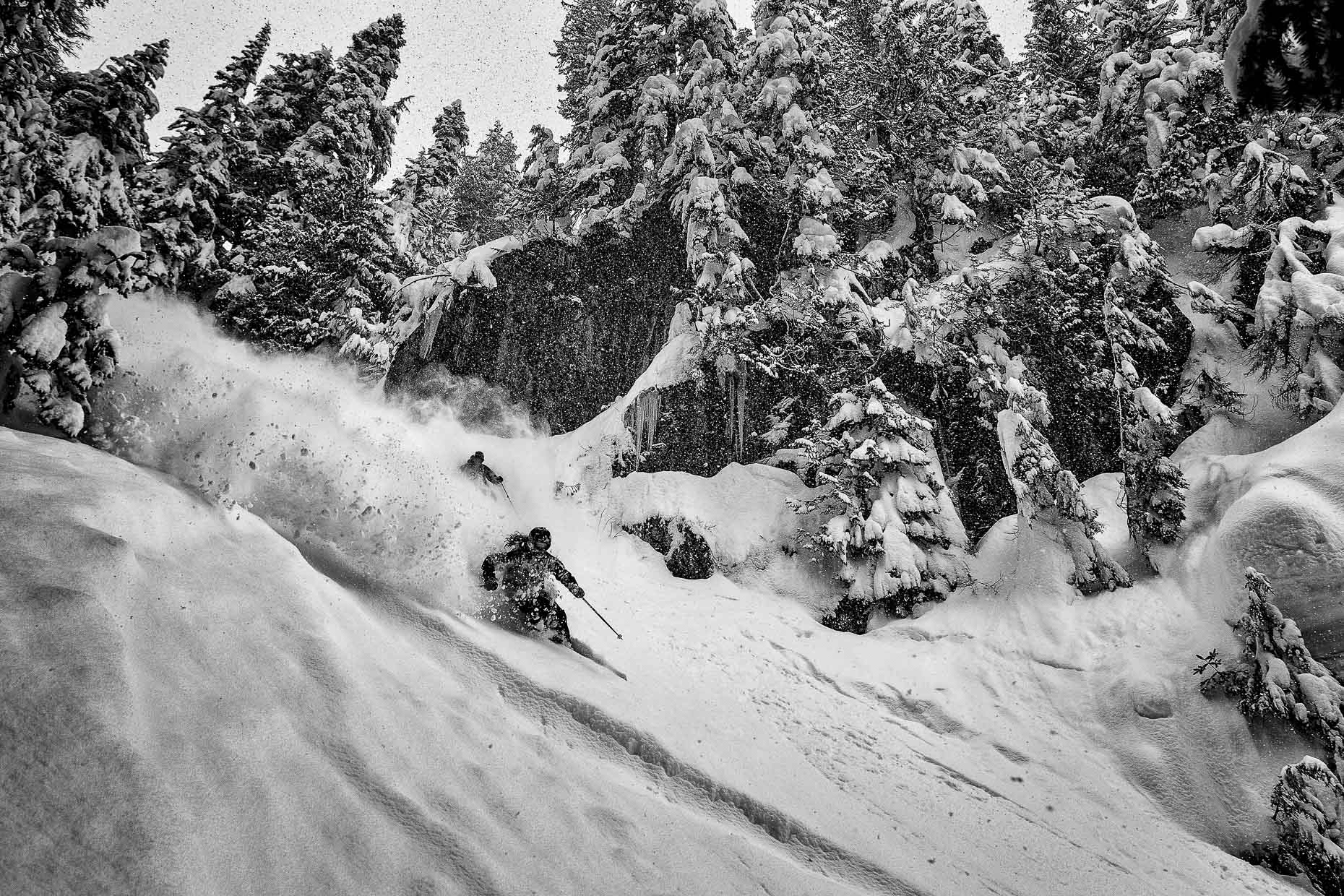Cody Townsend, Elyse Saugsted, Mt. Baker 045_201202295158-Edit
