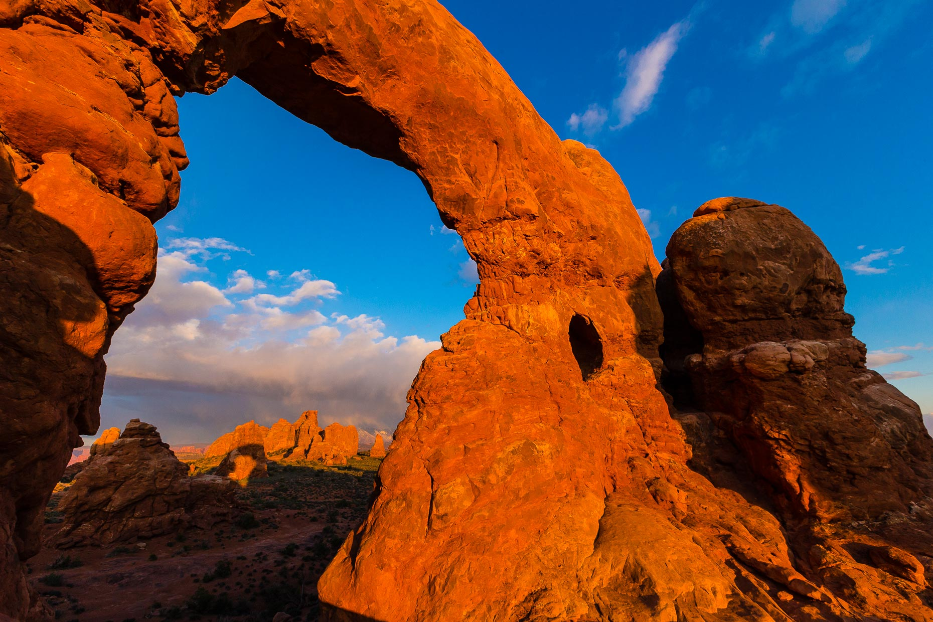 Arches National Park, Landscape 019_2014042825895