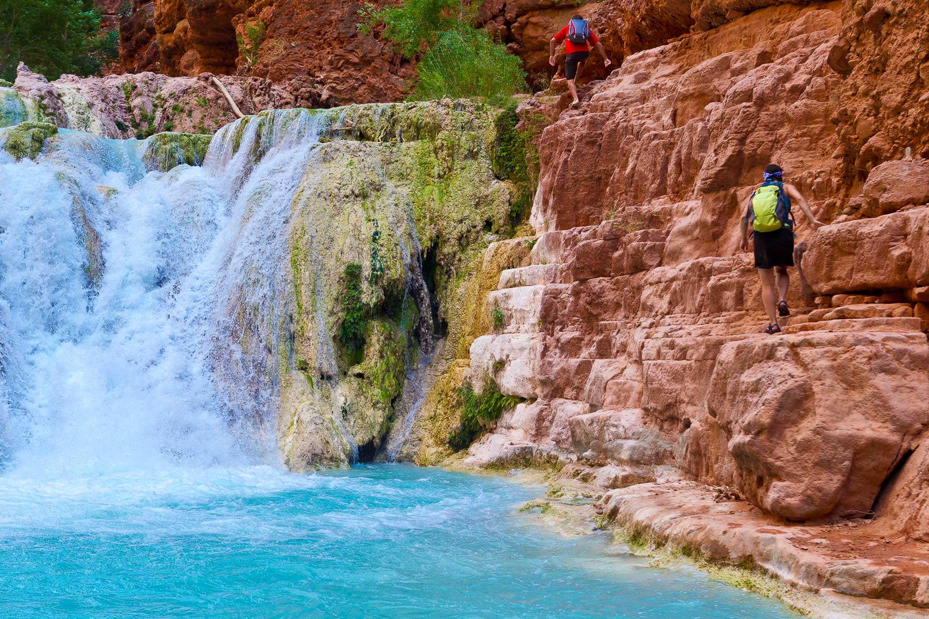 Havasupai, Hiking, 064_201106283566